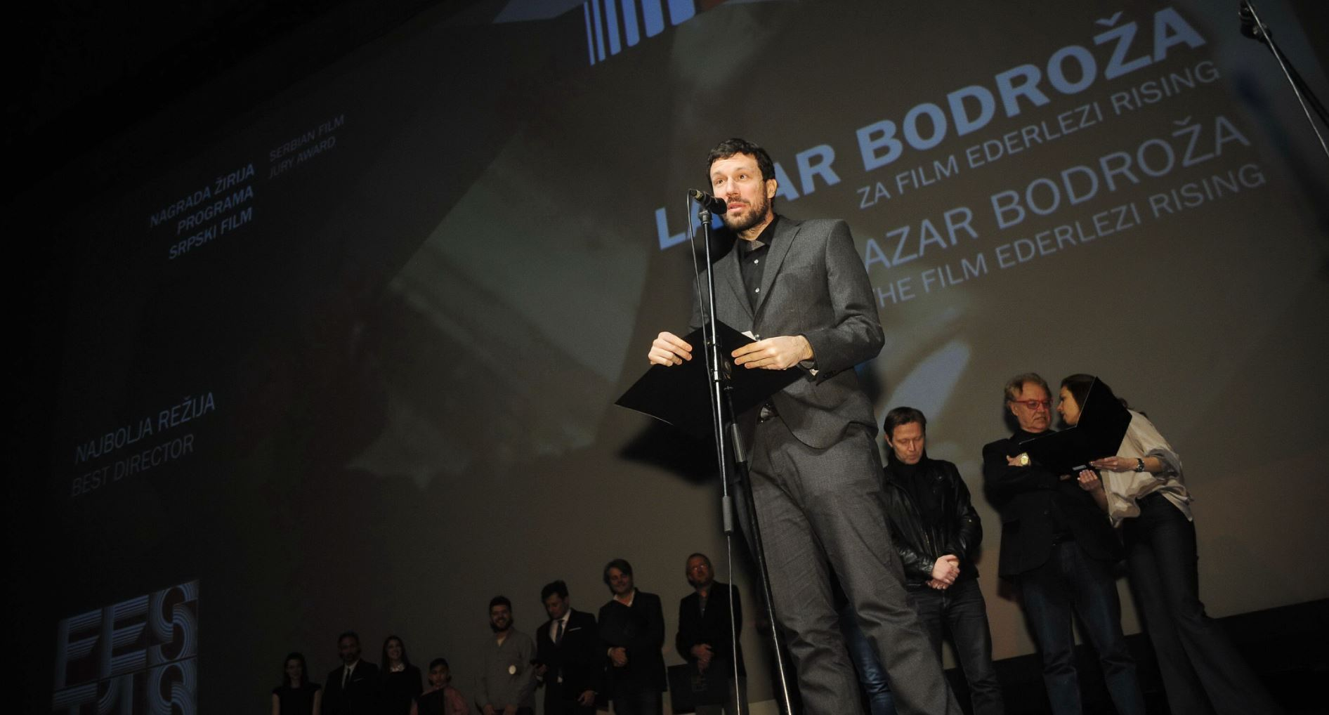 "Films ""EDERLEZI RISING"" and ""HITLER'S HOLLYWOOD"" receive top awards"